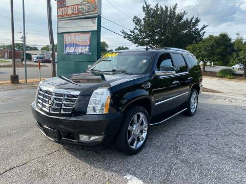 2010 Cadillac Escalade for sale at Import Auto Mall in Greenville SC