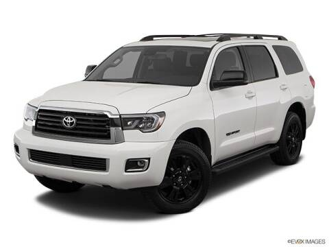 2018 Toyota Sequoia for sale at Ken Wilson Ford in Canton NC