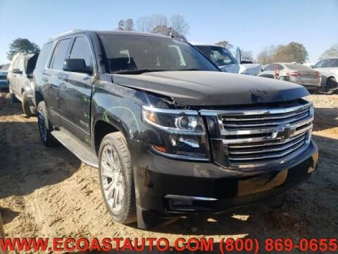 2018 Chevrolet Tahoe for sale at East Coast Auto Source Inc. in Bedford VA