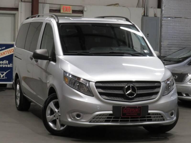 2016 Mercedes-Benz Metris for sale at CarPlex in Manassas VA