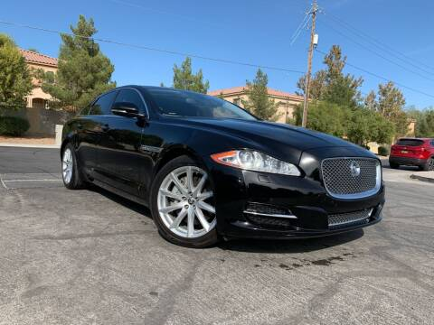 2013 Jaguar XJ for sale at Boktor Motors in Las Vegas NV