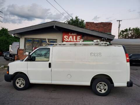 2005 Chevrolet Express Cargo for sale at Green Ride Inc in Nashville TN