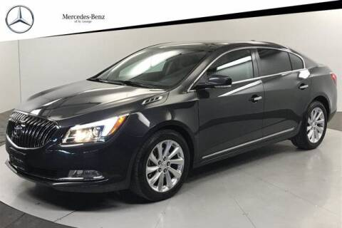 2015 Buick LaCrosse for sale at Stephen Wade Pre-Owned Supercenter in Saint George UT