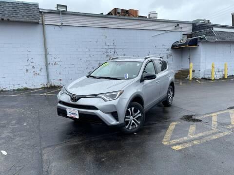 2017 Toyota RAV4 for sale at Santa Motors Inc in Rochester NY
