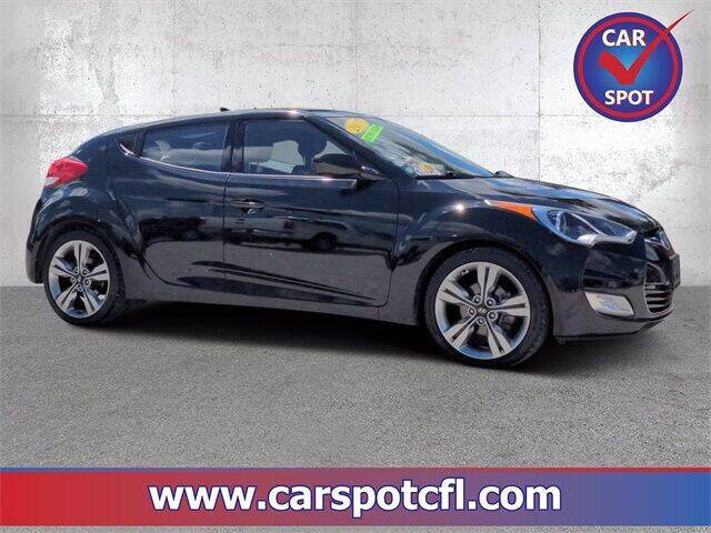 2017 Hyundai Veloster for sale at Car Spot Of Central Florida in Melbourne FL