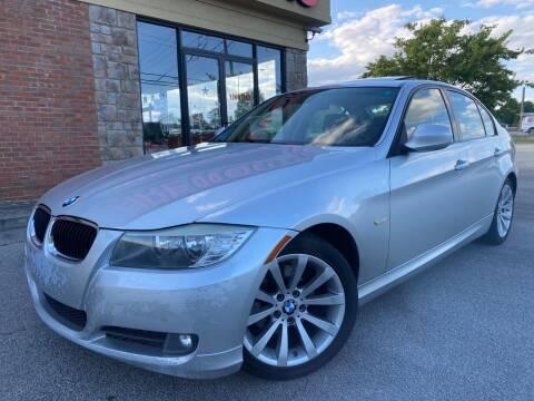 2009 BMW 3 Series for sale at Gwinnett Luxury Motors in Buford GA