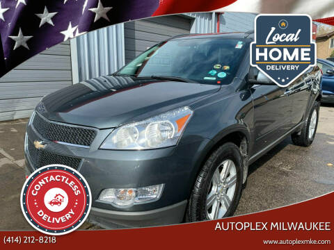 2010 Chevrolet Traverse for sale at Autoplex Milwaukee in Milwaukee WI