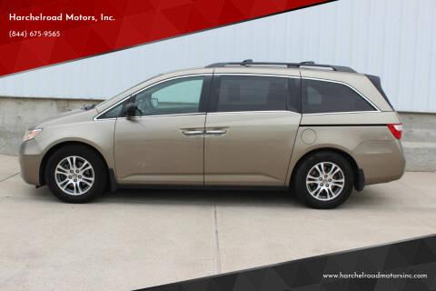 2013 Honda Odyssey for sale at Harchelroad Motors, Inc. in Imperial NE