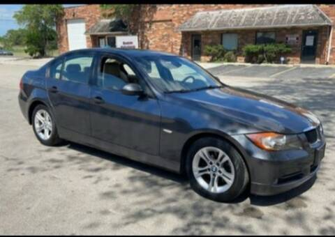 2008 BMW 3 Series for sale at BSA Pre-Owned Autos LLC in Hinton WV