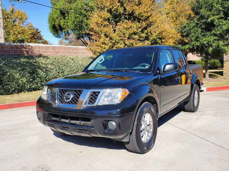 2019 Nissan Frontier for sale at International Auto Sales in Garland TX
