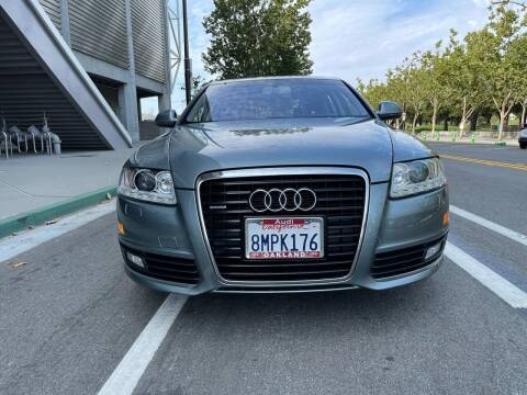 2009 Audi A6 for sale at Ronnie Motors LLC in San Jose CA