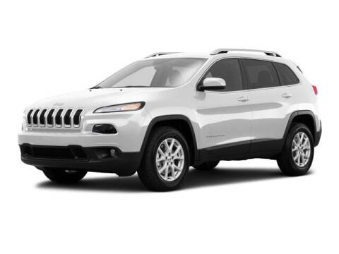 2016 Jeep Cherokee for sale at BELKNAP SUBARU in Tilton NH