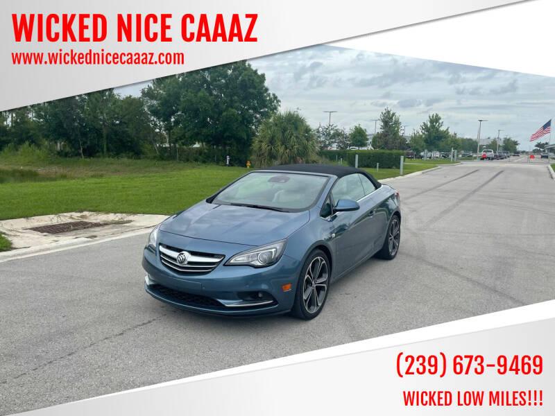 2016 Buick Cascada for sale in Cape Coral, FL