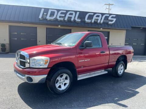 2007 Dodge Ram Pickup 1500 for sale at I-Deal Cars in Harrisburg PA