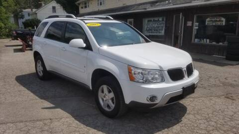 2007 Pontiac Torrent for sale at Motor House in Alden NY
