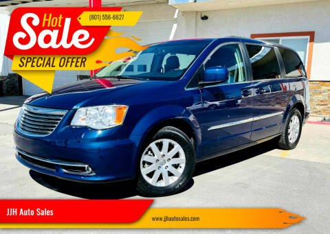 2015 Chrysler Town and Country for sale at JJH Auto Sales in Salt Lake City UT