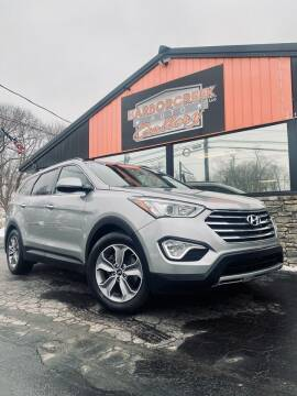 2013 Hyundai Santa Fe for sale at Harborcreek Auto Gallery in Harborcreek PA
