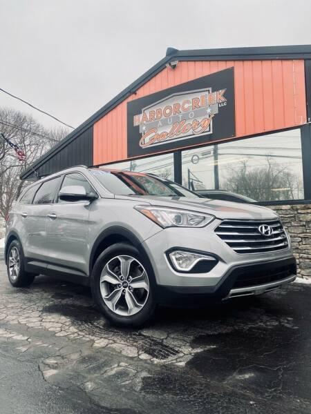 2013 Hyundai Santa Fe for sale at Harborcreek Auto Gallery in Harborcreek PA