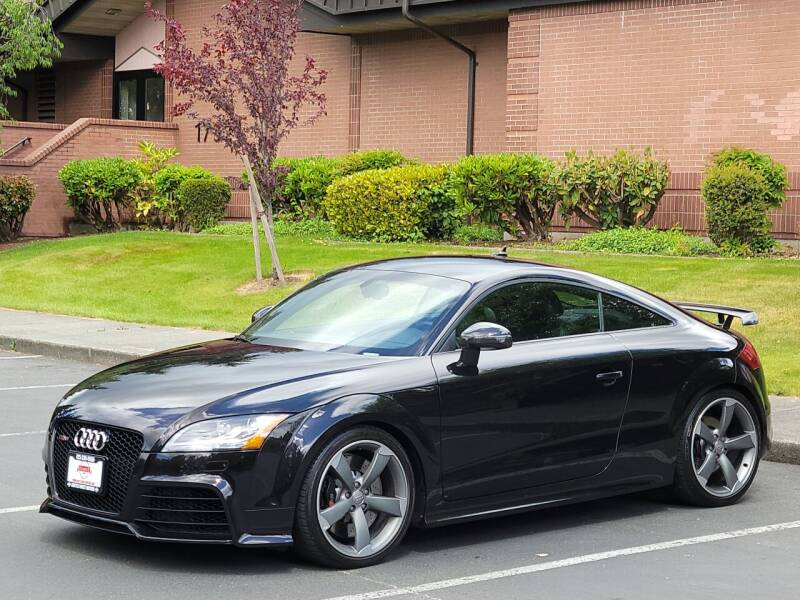 2012 Audi TT RS for sale in Lynnwood, WA