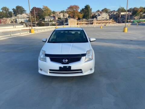 2010 Nissan Sentra for sale at JG Auto Sales in North Bergen NJ