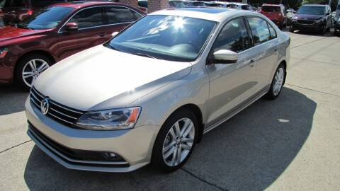 2015 Volkswagen Jetta for sale at Integrity Auto Sales in Dickson TN