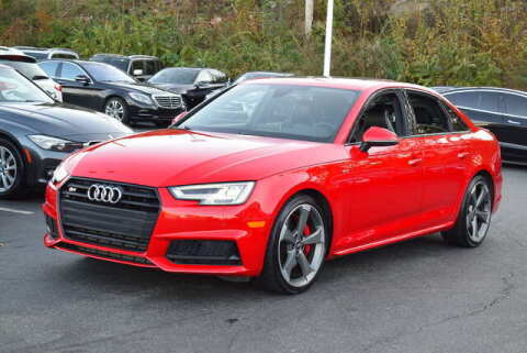 2018 Audi S4 for sale at Automall Collection in Peabody MA