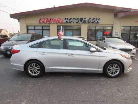 2017 Hyundai Sonata for sale at Cardinal Motors in Fairfield OH