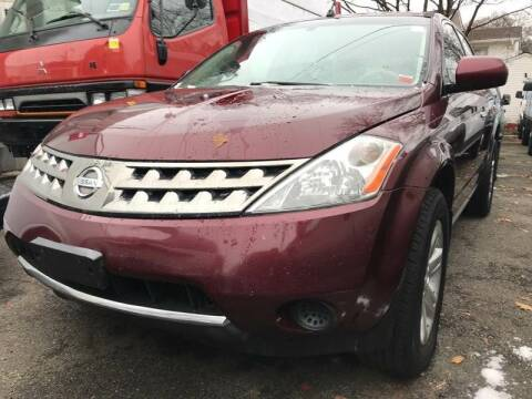 2007 Nissan Murano for sale at Drive Deleon in Yonkers NY