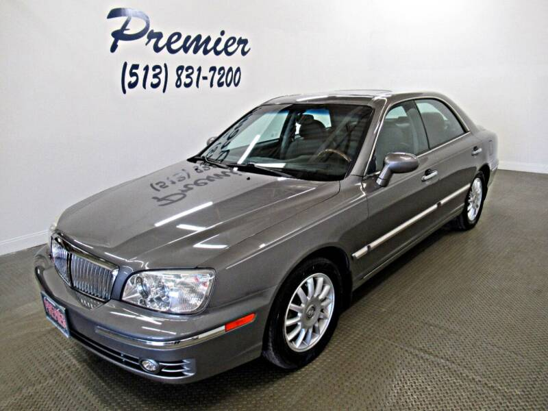 2004 Hyundai XG350 for sale at Premier Automotive Group in Milford OH