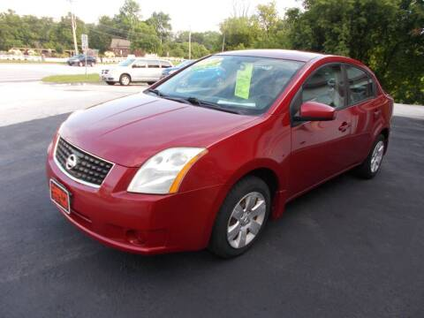 2009 Nissan Sentra for sale at Careys Auto Sales in Rutland VT