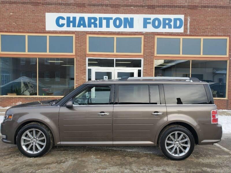 2019 Ford Flex for sale at Chariton Ford in Chariton IA