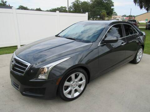 2014 Cadillac ATS for sale at D & R Auto Brokers in Ridgeland SC