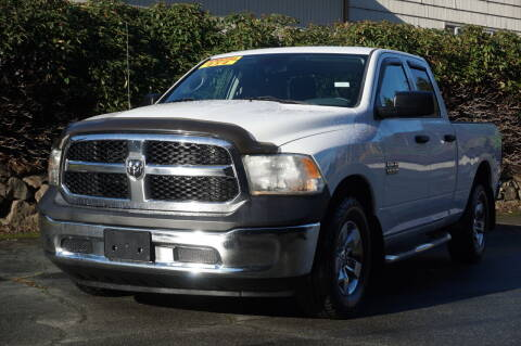 2014 RAM Ram Pickup 1500 for sale at West Coast Auto Works in Edmonds WA