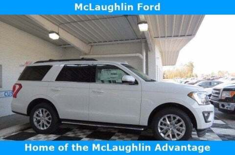 2021 Ford Expedition for sale at McLaughlin Ford in Sumter SC