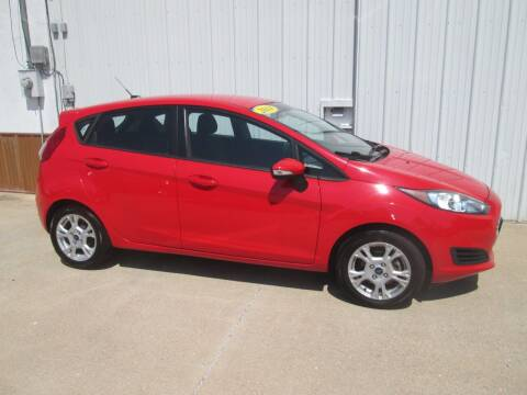2014 Ford Fiesta for sale at Parkway Motors in Osage Beach MO