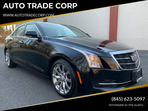 2017 Cadillac ATS for sale at AUTO TRADE CORP in Nanuet NY