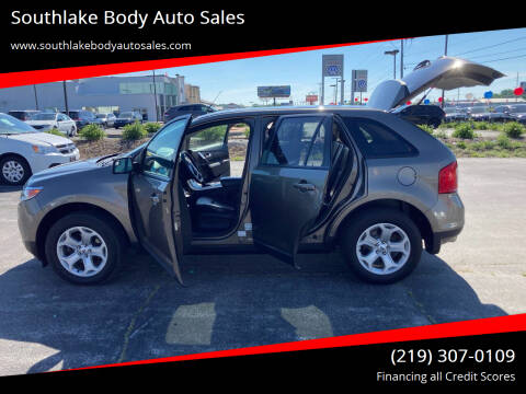 2012 Ford Edge for sale at Southlake Body Auto Sales in Merrillville IN