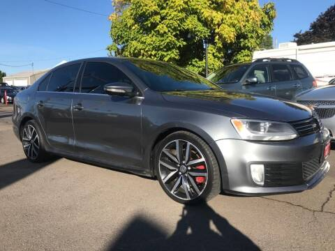 2013 Volkswagen Jetta for sale at Chuck Wise Motors in Portland OR