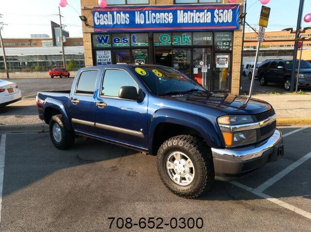 2008 Chevrolet Colorado for sale at West Oak in Chicago IL