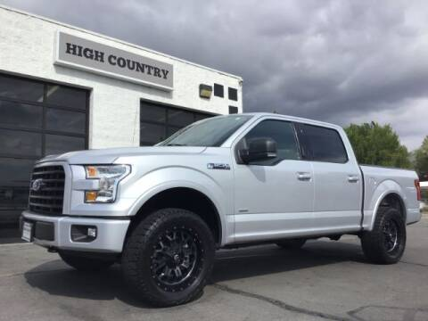 2017 Ford F-150 for sale at High Country Motor Co in Lindon UT
