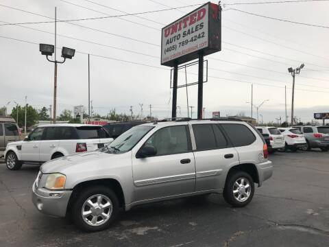 2005 GMC Envoy for sale at United Auto Sales in Oklahoma City OK