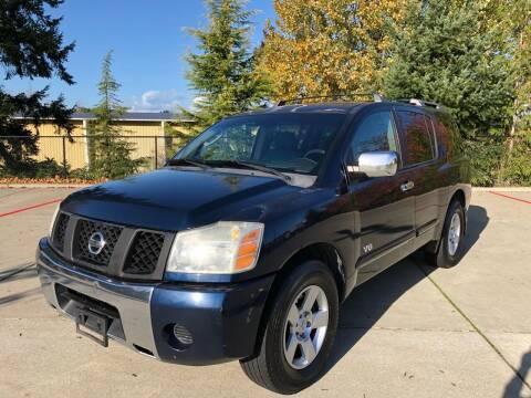 2007 Nissan Armada for sale at South Tacoma Motors Inc in Tacoma WA