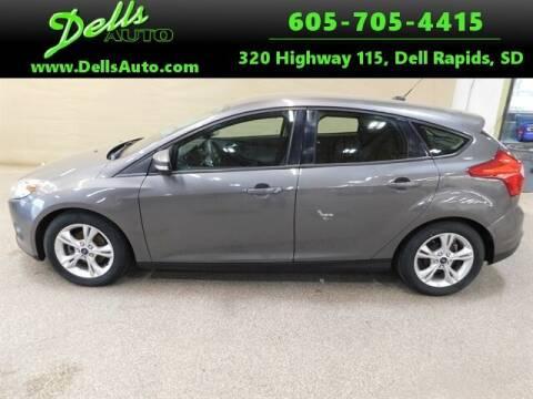 2014 Ford Focus for sale at Dells Auto in Dell Rapids SD