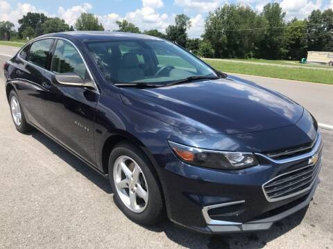 2016 Chevrolet Malibu for sale at Tennessee Auto Brokers LLC in Murfreesboro TN