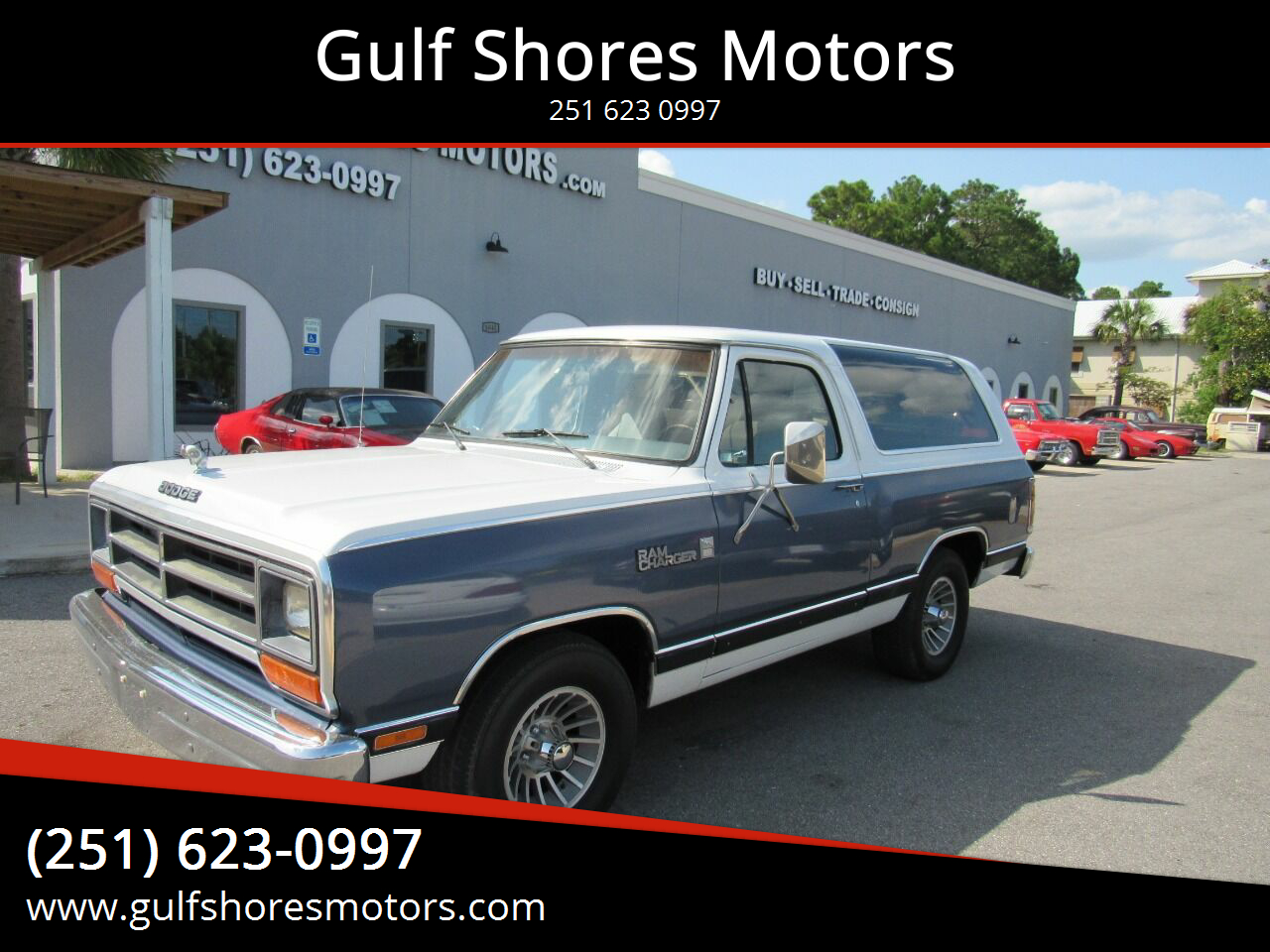 Used Dodge Ramcharger For Sale Carsforsale Com