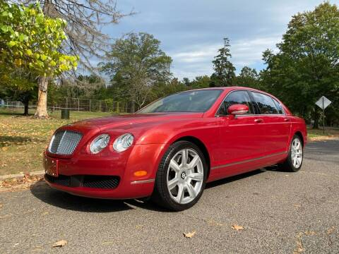 2007 Bentley Continental for sale at Euro 1 Wholesale in Fords NJ