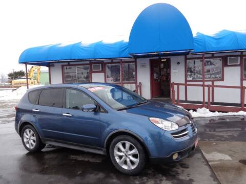 2006 Subaru B9 Tribeca for sale at Jim's Cars by Priced-Rite Auto Sales in Missoula MT