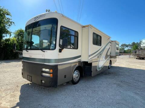 2002 Fleetwood Discovery 38, 330 HP, 1 OWNER for sale at Top Choice RV in Spring TX