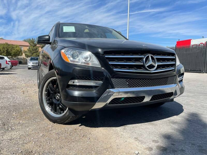 2012 Mercedes-Benz M-Class for sale at Boktor Motors in Las Vegas NV