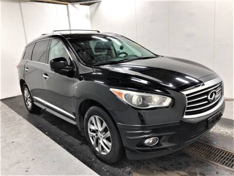 2015 Infiniti QX60 for sale at Ultimate Motors in Port Monmouth NJ